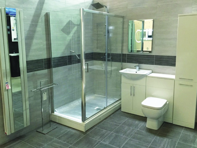 Are you looking for brand new bathroom suites St Helens?