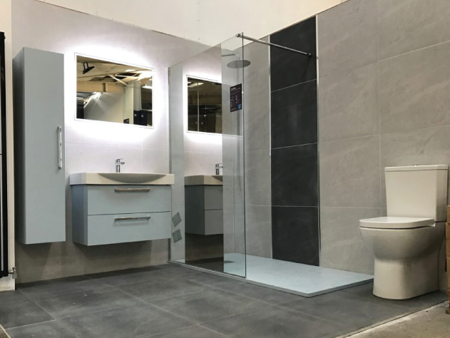 Have you been down to see our fitted bathroom sale?