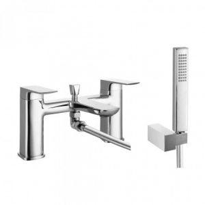 Zane Chrome Bath Shower Mixer 69909