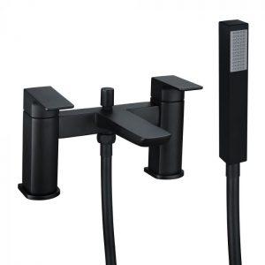 Zane Black Bath Shower Mixer 82035