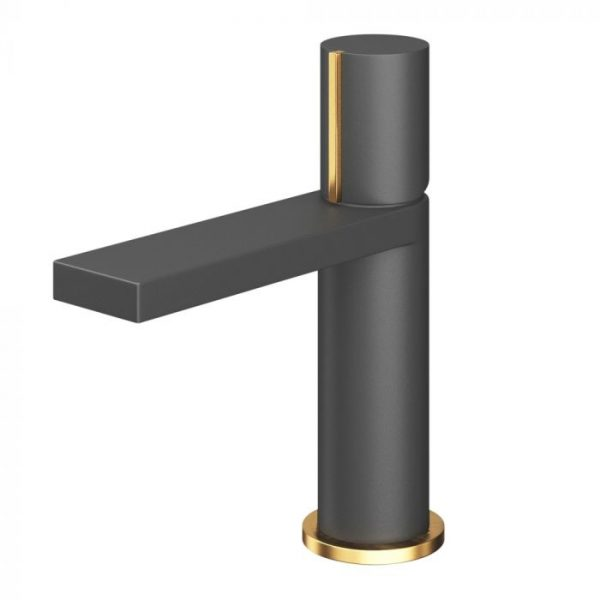Basin Mono Black & Gold 82367
